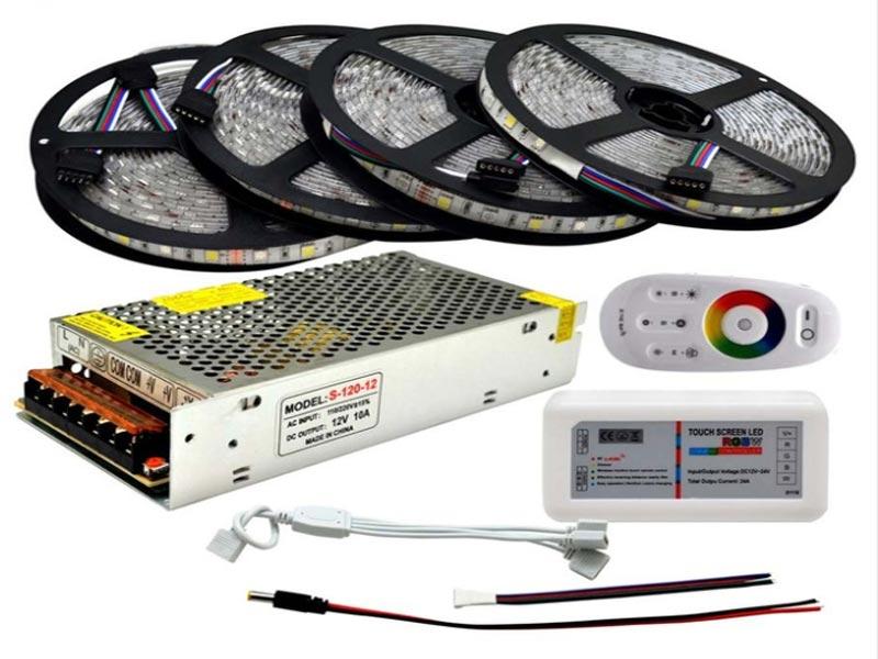 Комплект для подключения светодиодных лент.