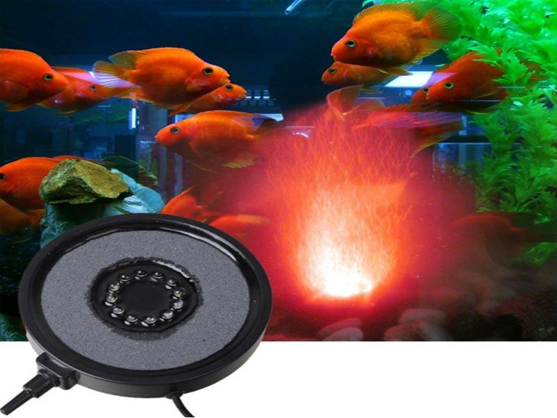 Подсветка аквариума LED