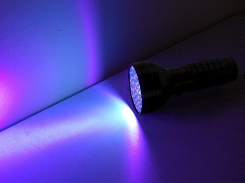 Опасность синего освещения